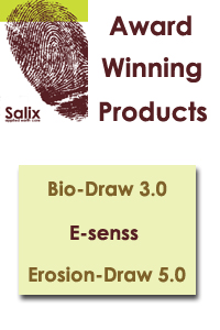 salix applies earthcare awaqrd winning products